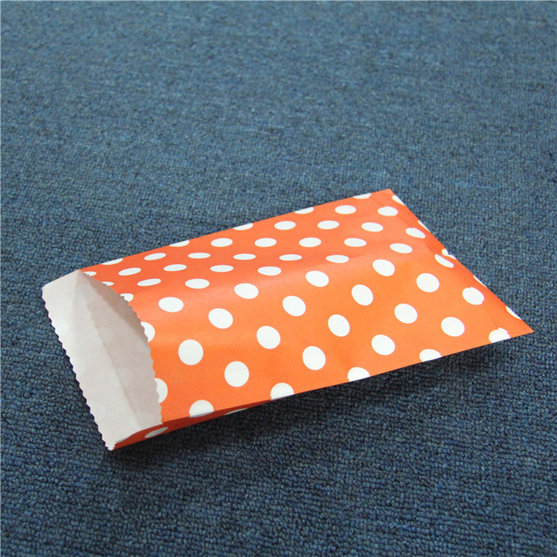 Pakowanie małych torebek papierowych Torebki do pakowania na prezenty świąteczne
