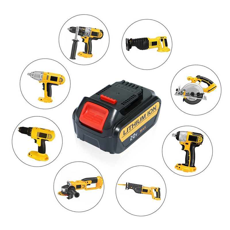 Do baterii Dewalt 20V Power Tool