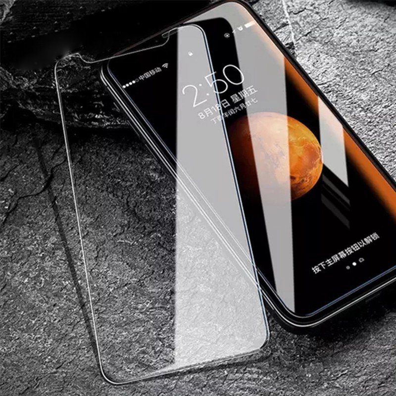 Przezroczysty ekran ochronny 2.5D lis iPhone Xs / Xr / Xs Max