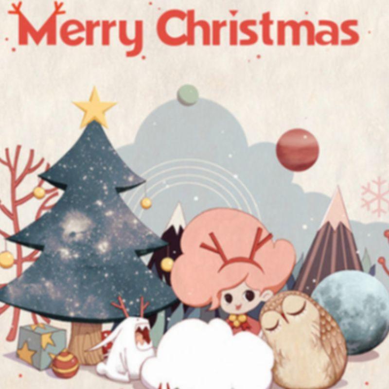 Wesołych Świąt lub Wesołych Świąt