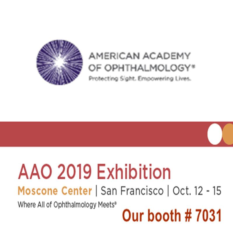 Zapraszamy do odwiedzenia nas na wystawie AAO 2019