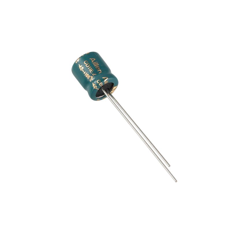 CD11EZ Wtykowy aluminiowy kondensator elektrolityczny