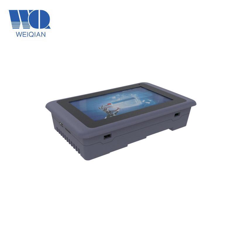 Przemysłowy monitor z ekranem dotykowym o przekątnej 4,3 cala Komputer przemysłowy WinCE