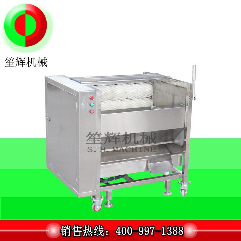 Wprowadzenie maszyny do szczotkowania owoców i warzyw