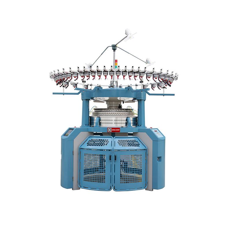 Okrągła maszyna dziewiarska