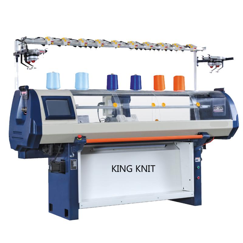 Automatyczna komputerowa maszyna do drutowania płaskiego: