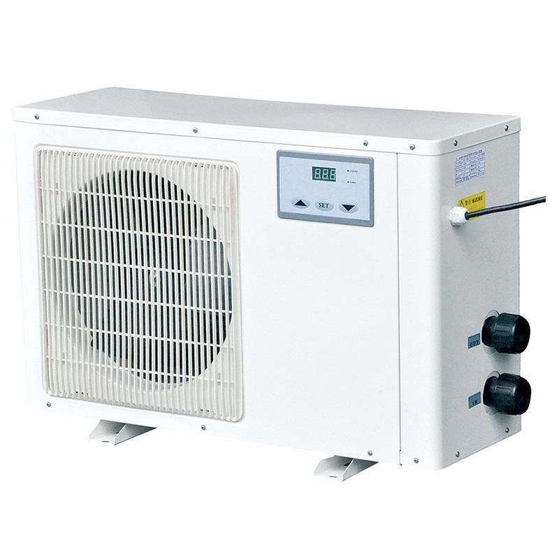 Strona urządzenia kondensacyjnego powietrza
