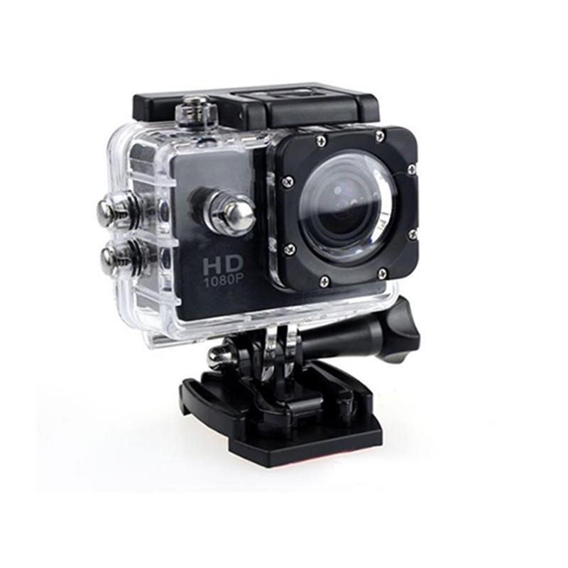 Przenośna prawdziwa mini kamera akcji VGA 480P do prezentów biznesowych D34