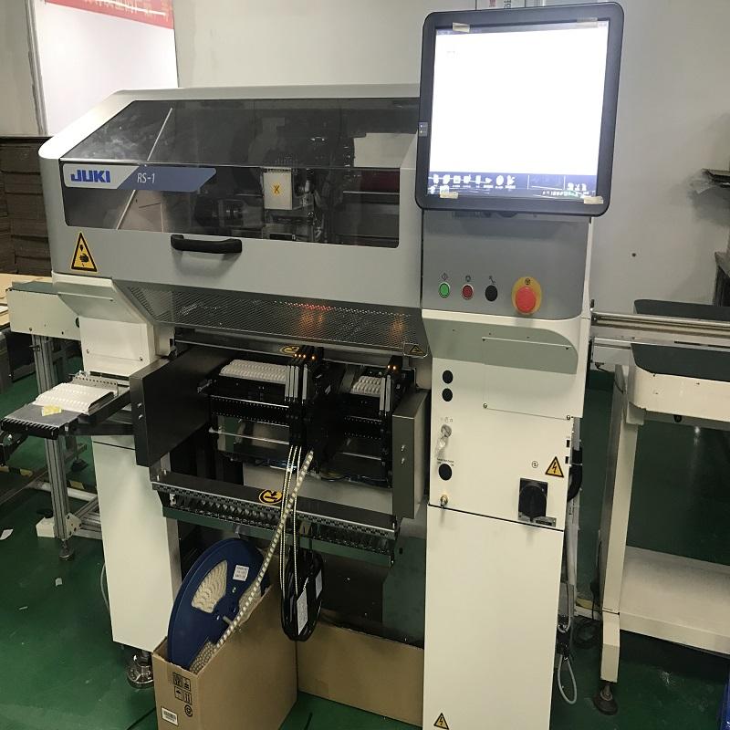 Zaimportuj nową maszynę JUKI RS-1