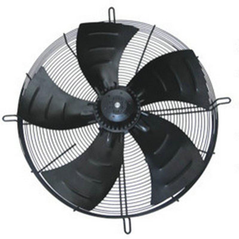 Zewnętrzny wirnik klimatyzatora skraplacz parownik wytwornica lodu radiator wentylator chłodnica zimna wentylator typu netto