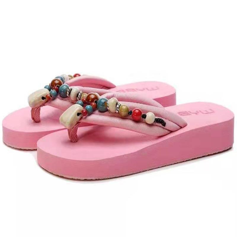 EVA buty piętowe