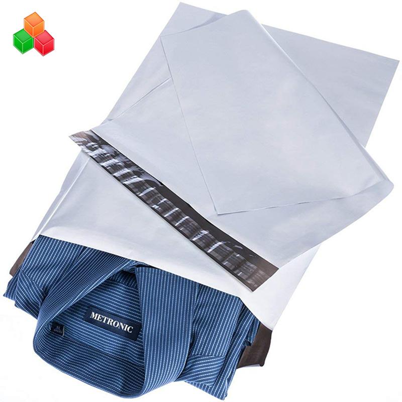 niestandardowa kuriera koekstruzji LDPE plastikowa ekspresowa torba pocztowa wysyłka koperta korespondencyjna torba poli mailer