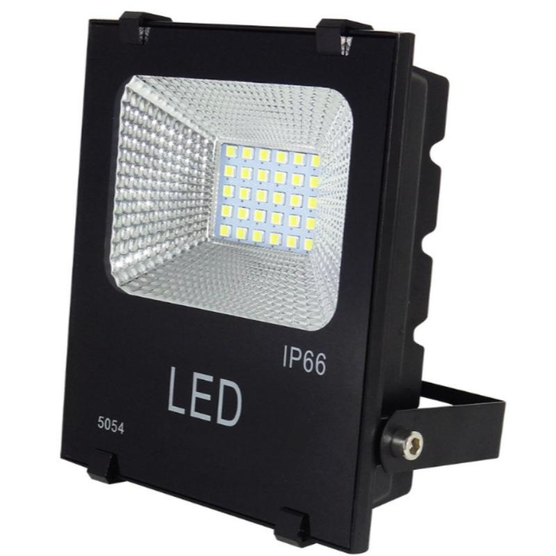 Wodoodporny smd o wysokim prześwicie IP66 Zewnętrzny 50W 100W 150W 200W 300W Oświetlenie LED Flood