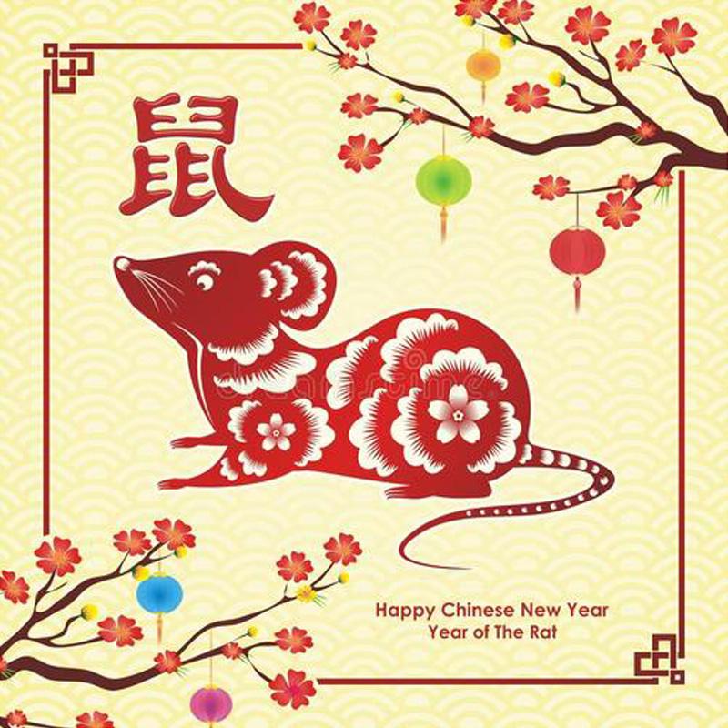 Szczęśliwego Nowego Chińskiego Roku!