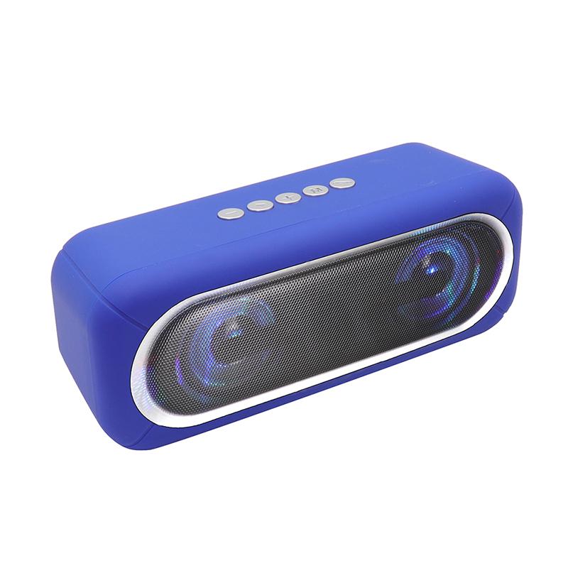 Głośnik Bluetooth OS-590 z migoczącym kolorowym światłem
