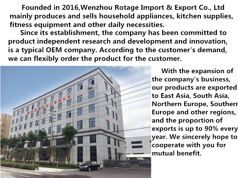 Wenzhou Rotage Import &Export Co.,Ltd