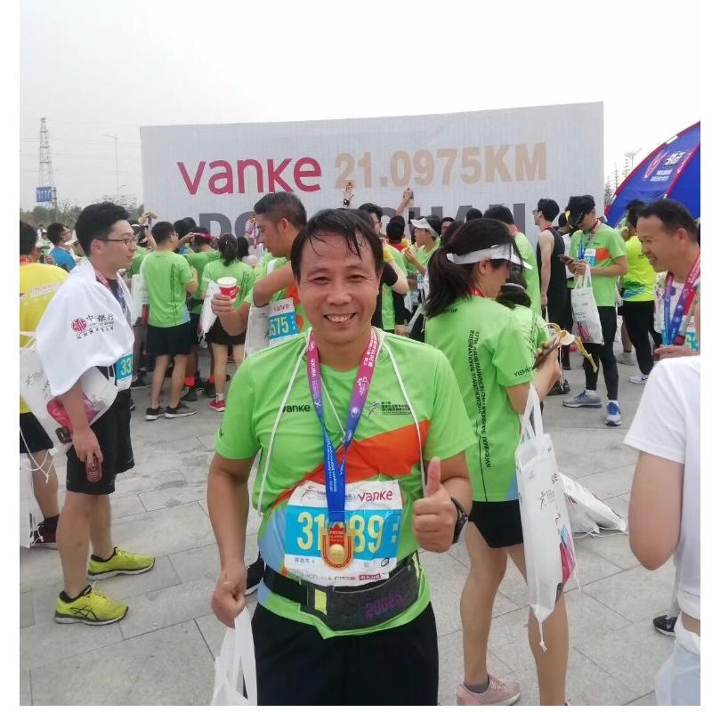Maraton sportów biegowych