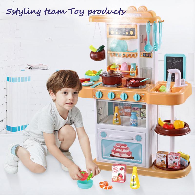 Graniczne bee Valley dzieci\\\\\\spray Kitchen zabawki, domowe gotowanie, gotowanie, gotowanie, chłopcy i dziewczynki baby