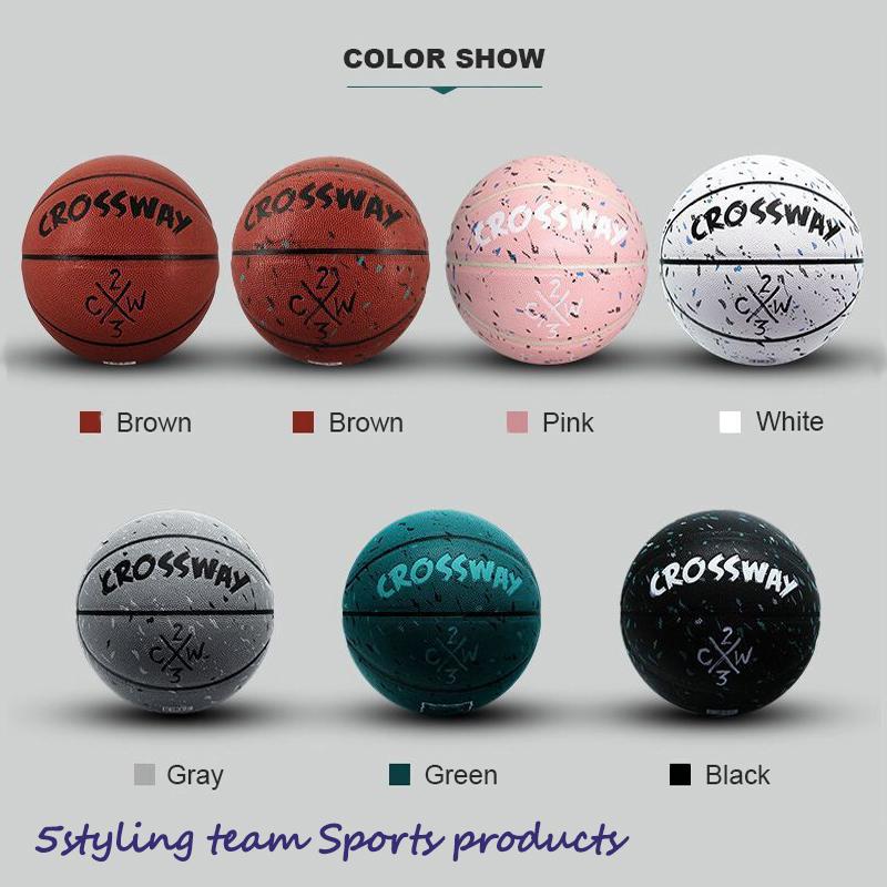 Producent clossway koszykówka 5 nr 7 Pu pochłanianie wilgoci wewnątrz i na zewnątrz trening dla dorosłych trening koszykówka spersonalizowane dostosowanie