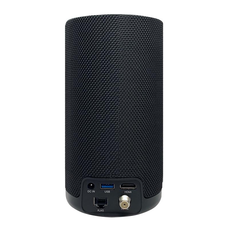 Sterowanie głosowe Far-Field 4K Smart TV Smart Speaker z wbudowanym Google Assistant