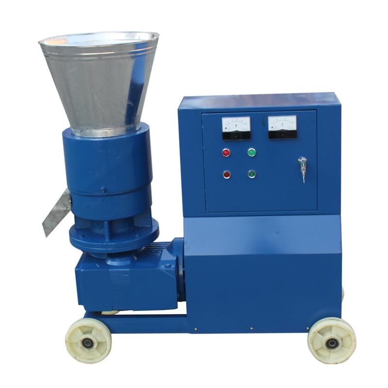 Maszyna do granulowania trocin z odpadów leśnych