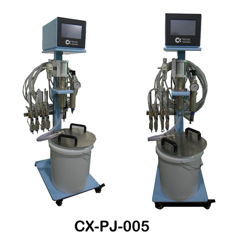 Automatyczna maszyna do natryskiwania kleju