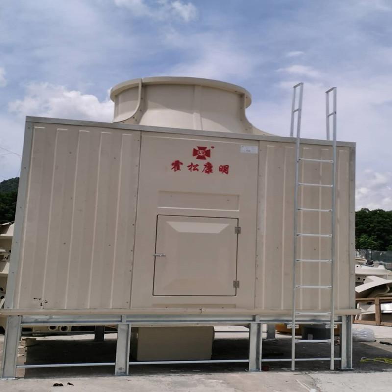 Środki ostrożności dotyczące konserwacji wieży chłodniczej