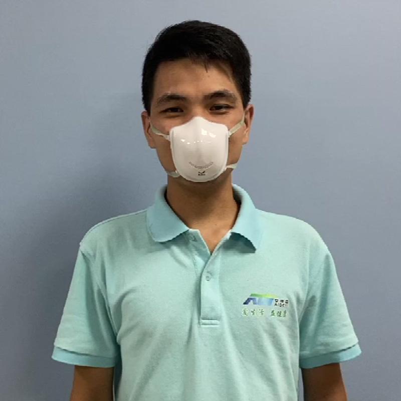 Metoda wprowadzania i instalacji wideo inteligentnej maski elektrycznej q5pro